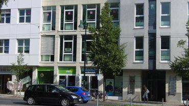 Geschäftsstelle in Eberswalde
