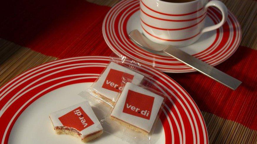 Kaffee und Kekse - Fachbereich 4 Sozialversicherung in Berlin-Brandenburg