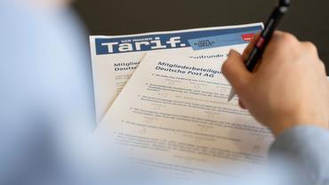 Tarifrunde Deutsche Post AG 2020: Mitgliederbeteiligung